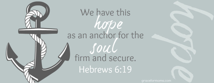 Hebrews 6 Hope