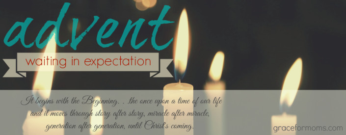 Advent Waiting in Expectation