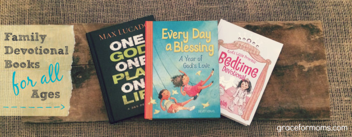 Family Devotional Books