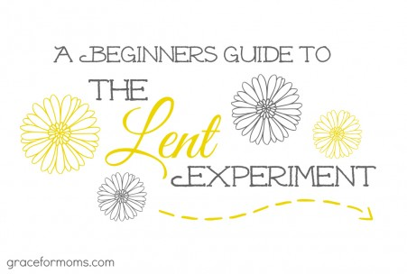 Beginners Guide Lent