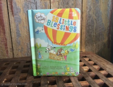 12 Little Blessings Book