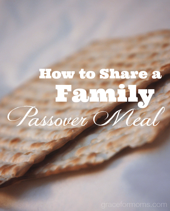 Family Passover Meal
