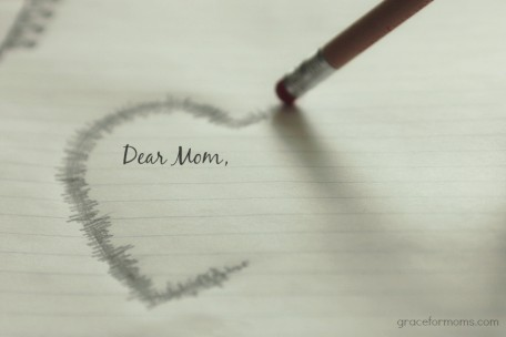 Dear Friend Who Still Has Your Mother, {an open letter and Mother's Day plea}