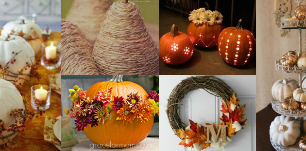 Fall Pinterest Collage