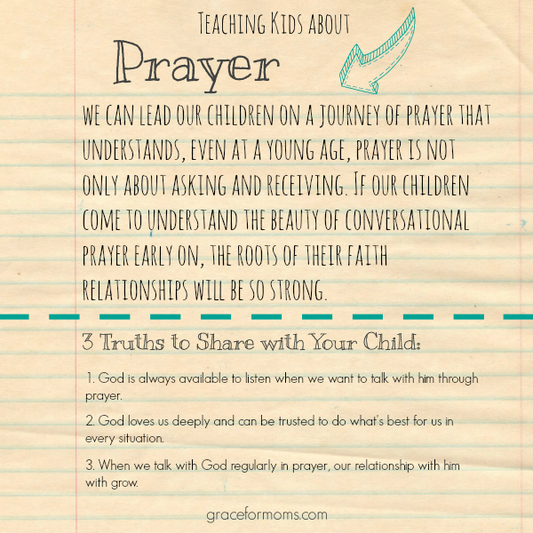 Prayer Truths