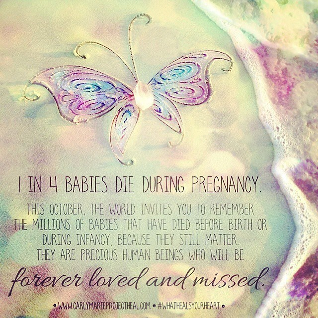 Today is pregnancy and Infant loss awareness day. Have you lost a child through miscarriage, stillbirth, infant death or failed adoption? We want to remember with you. Please share your story of loss briefly and as much as you are comfortable in the comments. Sending love and hugs to every mama who has experienced loss. #october15 #miscarriage #stillbirth #loss #grief