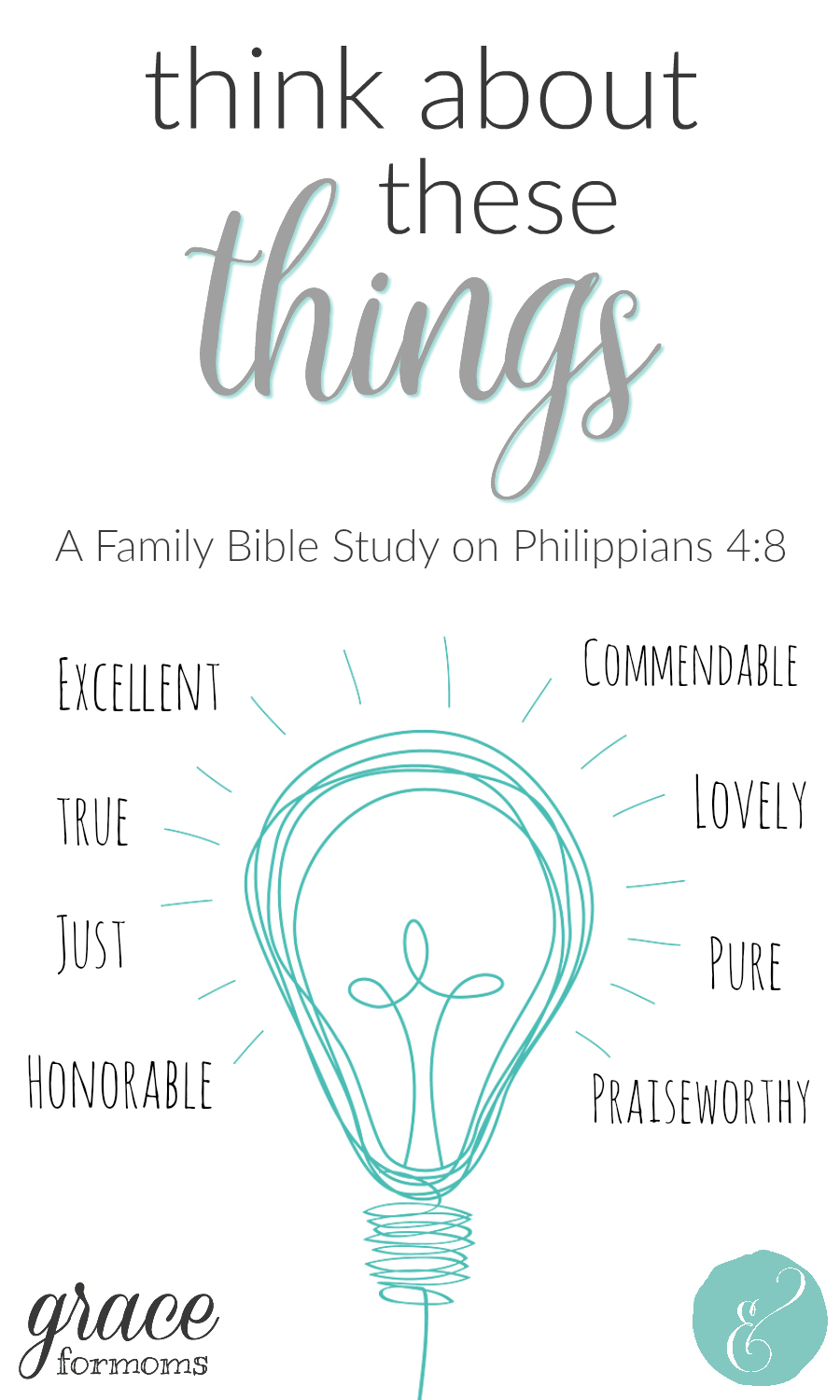 Family Bible Study on Philippians 4