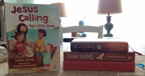 Jesus Calling for Little Ones Review + Giveaway