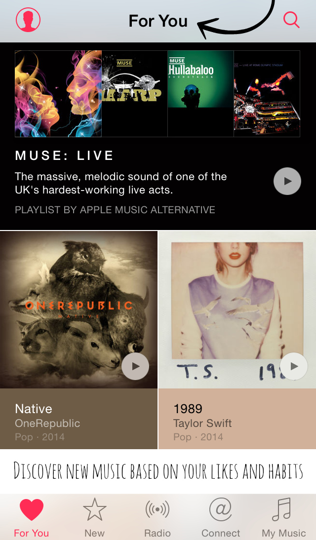 Apple Music Discovery