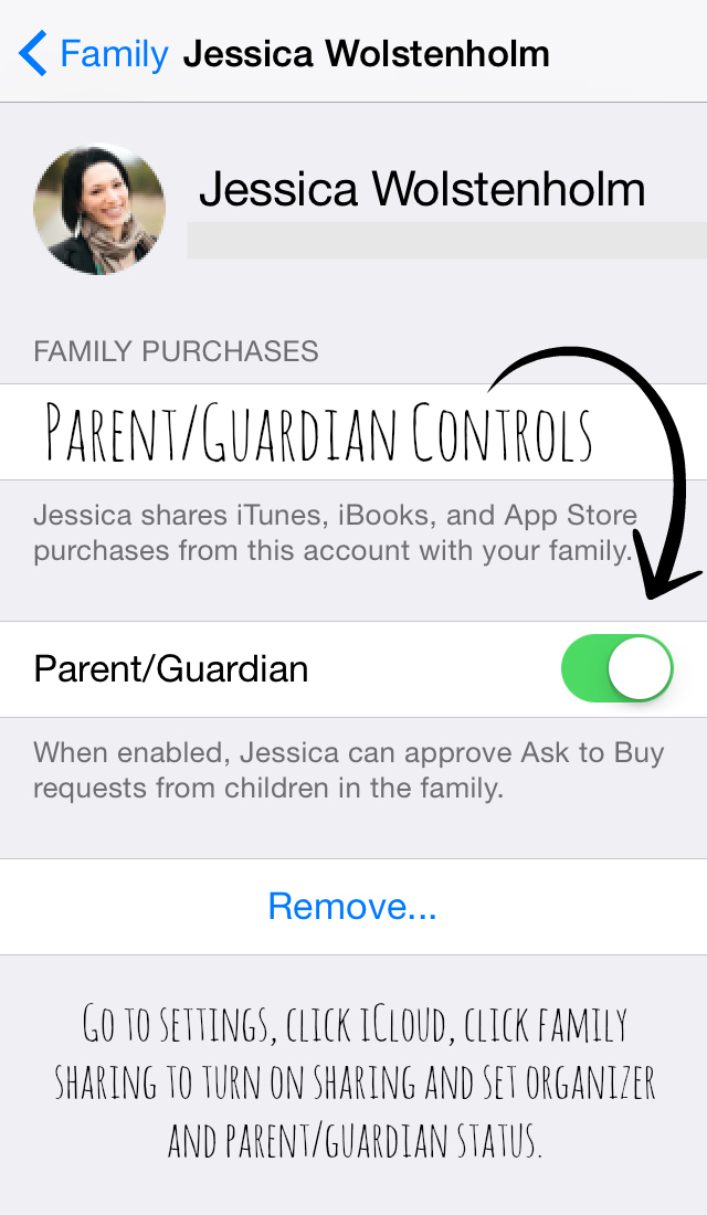 Apple Music Parent Controls