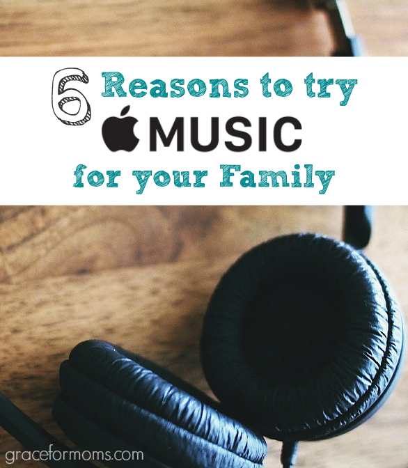 Why You Should Try Apple Music for Your Family