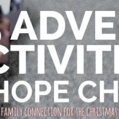The Hope Chain: 25 Advent Activities for the Family