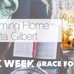 Reclaiming Home with Krista Gilbert {review + giveaway}