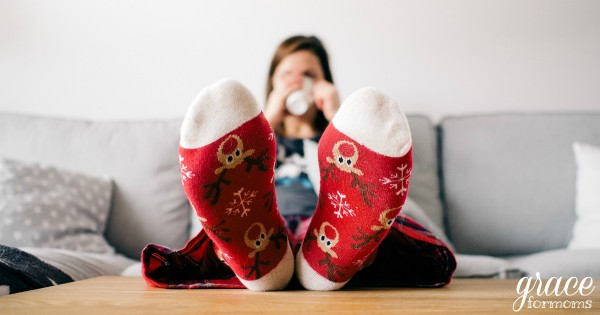 Dear Tired Mama, It's Time to Relax and Enjoy Christmas