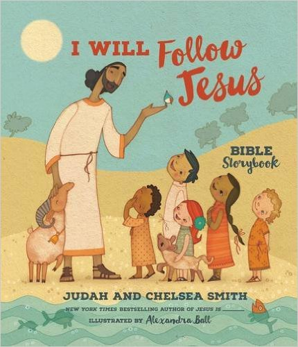 I Will Follow Jesus