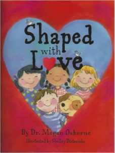 Shaped with Love Book