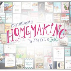 70 eBooks, 14 Printables, 9 eCourses/Audio + Over $250 in Bonuses to Help you Own the Summer