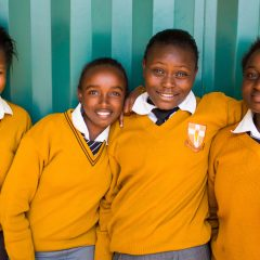 We're Sending a Child to School in Nairobi, Kenya